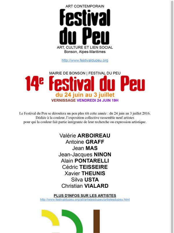 Festival du Peu