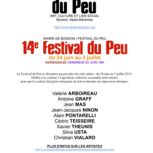 Bonson : Festival du Peu