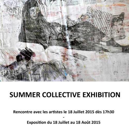 Paris : Lab 44 Summer Collective Exhibition