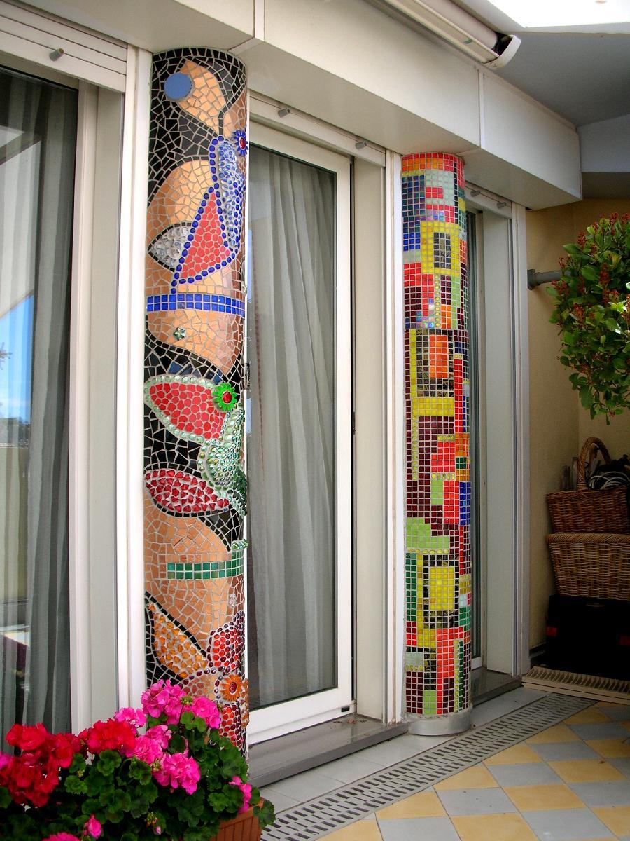 Mosaïc : Les Colonnes 2009