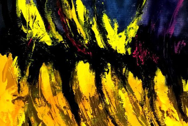 Turnousol Acrylique 118x165 - 2018