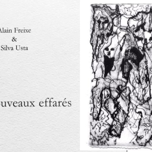Les nouveau effarés - livre de Silva Usta et Alain Freixe