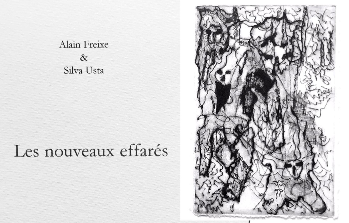 Alain Freixe & Silva Usta