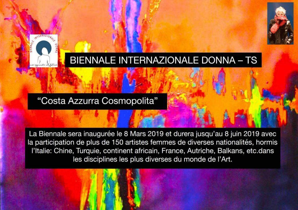 Biennale Internationnale Femmes