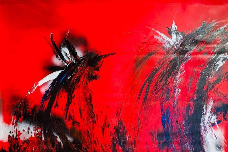 Passerelle - Peinture Live - Silva Usta