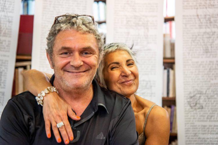 Le Boudoir de Silva Usta - Michel Sajn et Silva Usta