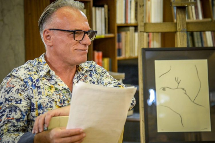 Le Boudoir de Silva Usta - Lecture érotique d'Alain Jacquet