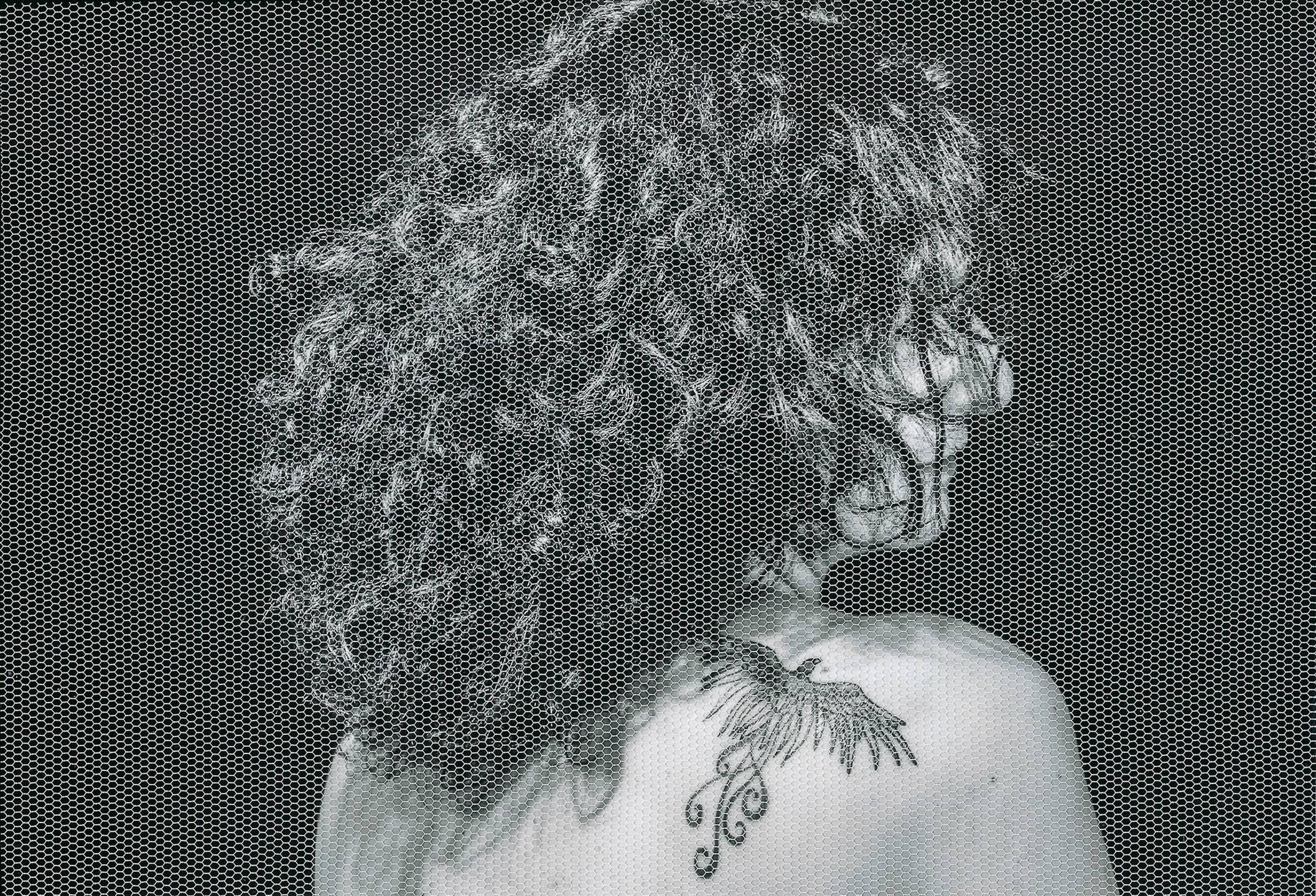 Tatoothérapie - Enissa par Silva Usta
