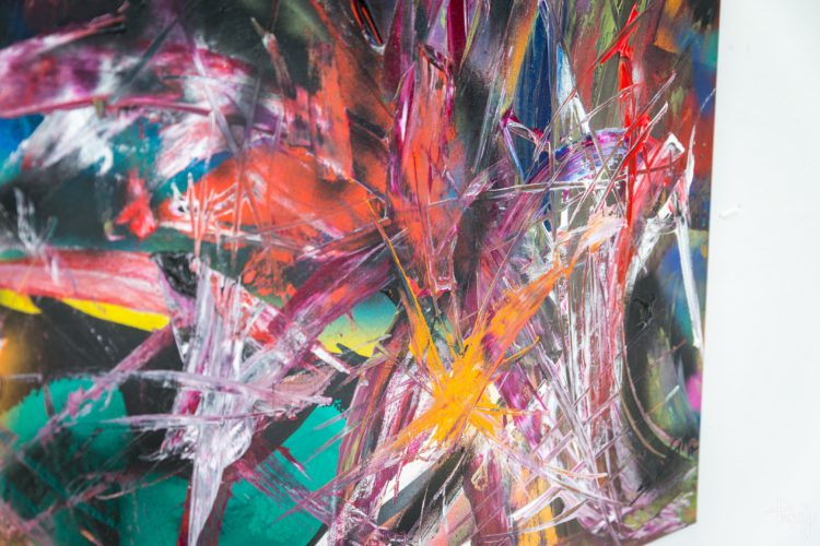 Extase Colorée - La Menuiserie - Peintures de Silva Usta (10)