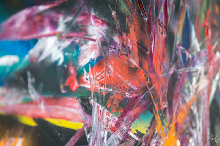 Extase Colorée - La Menuiserie - Peintures de Silva Usta (11)