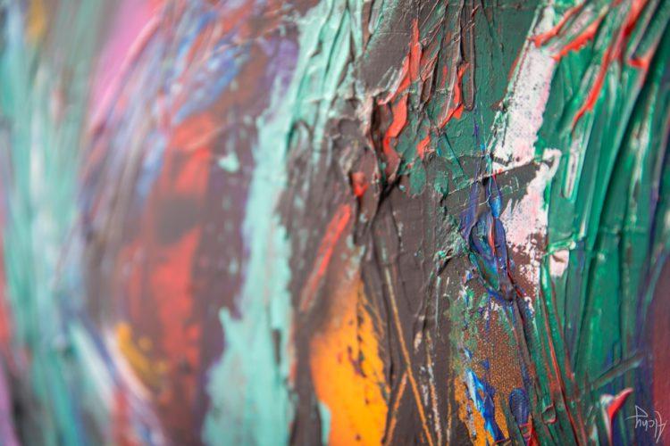 Extase Colorée - La Menuiserie - Peintures de Silva Usta (12)