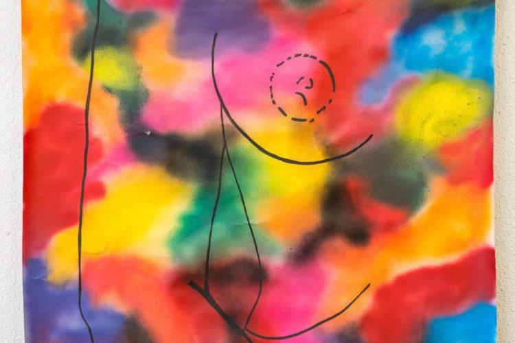 Extase Colorée - La Menuiserie - Peintures de Silva Usta (4)
