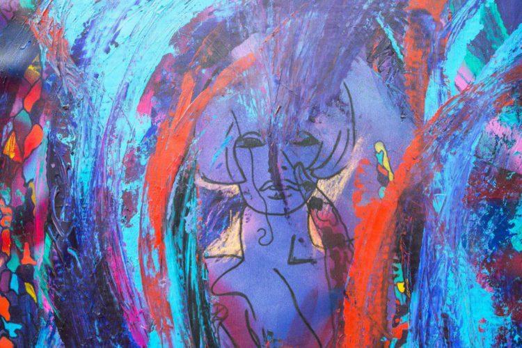 Extase Colorée - La Menuiserie - Peintures de Silva Usta (7)