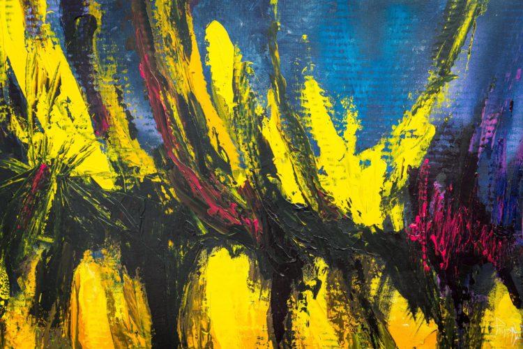 Extase Colorée - La Menuiserie - Peintures de Silva Usta (8)