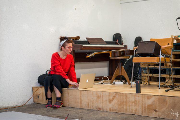 Extase Colorée - La Menuiserie - Performance de Silva Usta et Isabelle Blondeau (37)