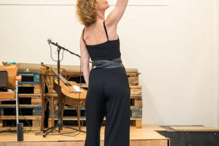 Extase Colorée - La Menuiserie - Performance de Silva Usta et Isabelle Blondeau (40)