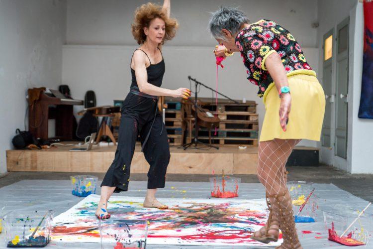 Extase Colorée - La Menuiserie - Performance de Silva Usta et Isabelle Blondeau (52)