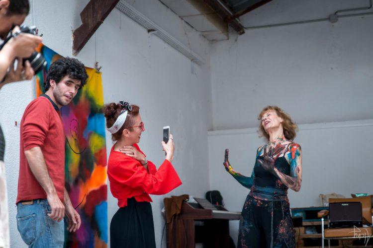 Extase Colorée - La Menuiserie - Performance de Silva Usta et Isabelle Blondeau (70)