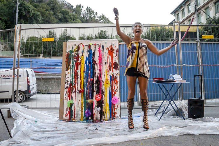 Hattori Boutique - Exposition et Performance - Silva Usta (17)