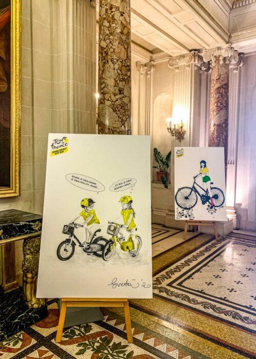 Tour de France - On écrase Tout - Silva Usta - Villa Masséna (6)