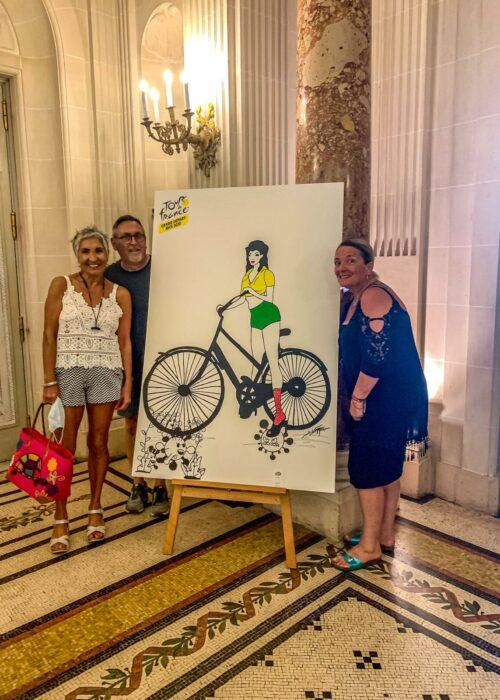 Tour de France - On écrase Tout - Silva Usta - Villa Masséna (8)