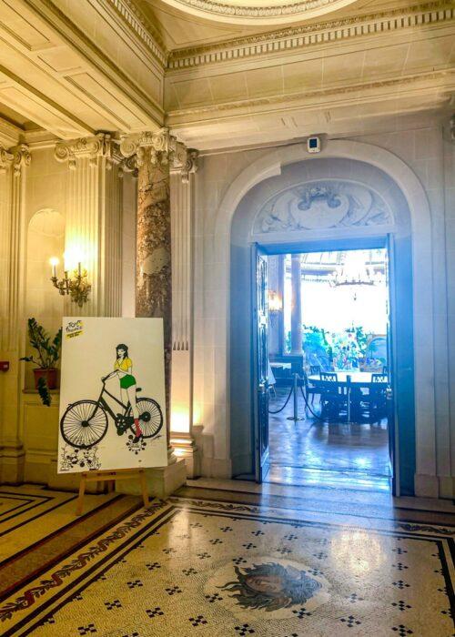 Tour de France - On écrase Tout - Silva Usta - Villa Masséna (9)